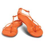 Оригинальные женские босоножки крокс Crocs Sexi Sandal, размеры 40