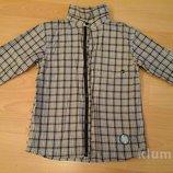 рубашка на 3-4 года в черную полоску.hurlu berlu