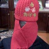 Зимние тёплые шапки.