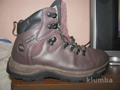 Кожаные термо ботинки Trespass, стелька 23 см