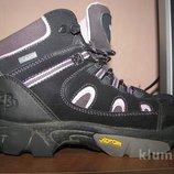Ботинки Brutting с мембраной Comfortex и подошвой Vibram, стелька 22,5 см