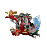 Атака Дракона Моро Конструктор BELA NINJA АНАЛОГ LEGO NINJAGO 659 Деталей 10400