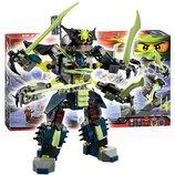 Битва Титановых Роботов Конструктор BELA NINJA АНАЛОГ LEGO NINJAGO 757 Деталей 10399