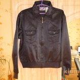 Куртка бомбер Bill Blass Jeans, як нова