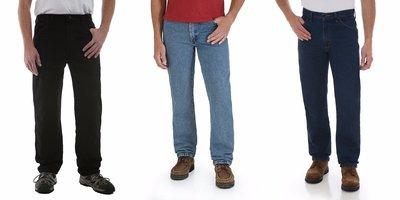 87619 Rustler® by Wrangler® regular fit джинсы Рэнглер Рустлер оригинал