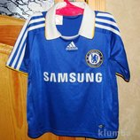 Спортивна футболка Chelsea для маленького футболіста нова розм.122 см