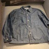paul smith джинсовая куртка