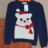 Реглан, свитер H&M 6-8 лет