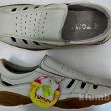 Кожаные туфли Том.м 31-36 размер