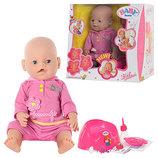 Кукла пупс BABY BORN на 9 функций