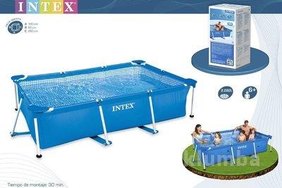 Каркасный бассейн Intex 58980 Интекс 160х260х65 см. 28271