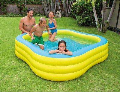 Детский надувной бассейн Intex 57495 Акварена, Интекс