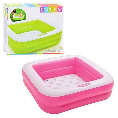 Надувной бассейн детский Intex 57100 Интекс