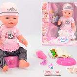 Кукла пупс Baby Born, беби борн. беби бон аналог