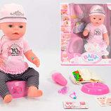 Кукла пупс Baby Born, беби борн. беби бон аналог лялька