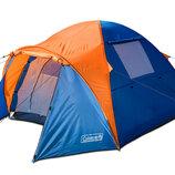 Туристическая палатка 1011 трехместная Coleman 1011 Колеман намет