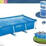 Каркасный бассейн 450х220х85 см Intex 58982 28273 Интекс