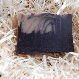 мыло с нуля - имбирь-мята-шоколад, Органическое, тонизирующее