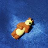 Игрушка медведь из мультика Маша и медведь.