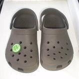кроксы сабо Crocs оригинал ,Италия р. 1-3 ,внутри 19.5-20 см