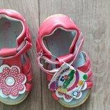 Босоножки - сандалии с супинатором 21,22,24 размер