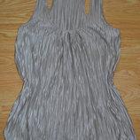 Удлиненная майка блузка H&M