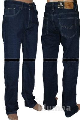 Мужские зимние джинсы на флисе IS. LUWANS. 31. 32. 33 размер.