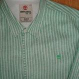 Рубашка Timberland 100% лен