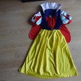 карнавал 5-7 лет принцесса белоснежка утренник принцесса Disney Дисней