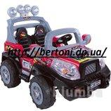 Детский электромобиль YС186 ZP3399 Red