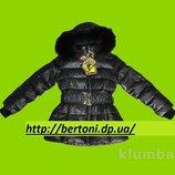 Куртка для девочек Kiko 2527