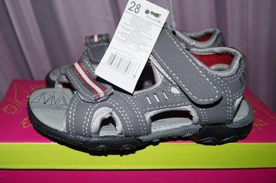 Босоножки, сандалии для мальчика, новые, 28 размер