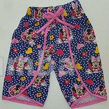 Новые летние шорты на девочку с Мини