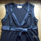 платье - сарафан для беременных, вискоза, размер L