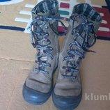 Классные Высокие ботинки / Сапоги демисезонные на мальчика River woods