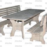 Набор мебели для сада / Нм-3