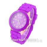 Супер цена Модные Часы Geneva Luxury 13 цветов