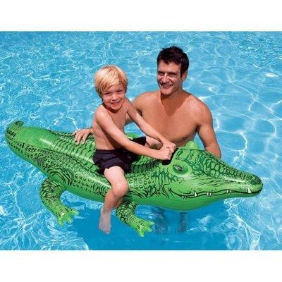 Надувной Крокодильчик 58262