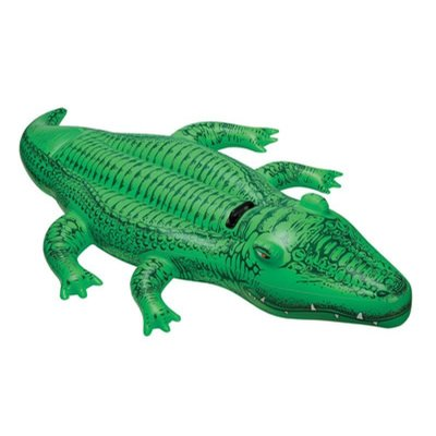 Надувной Алигатор 58562