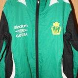 Куртка ветровка Umbro р 140 для мальчика спортивная кофта