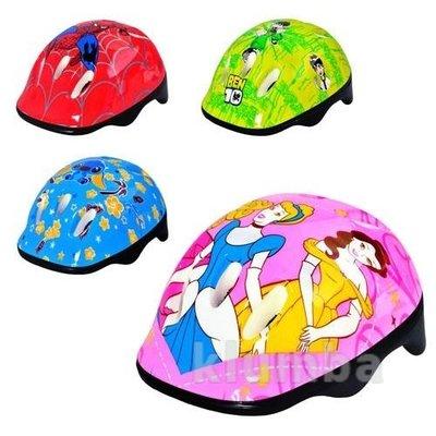 Детский защитный шлем MS 0169 мульт