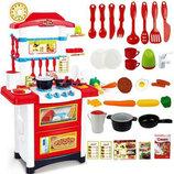 Детская кухня Super Cook арт. 889-03. Почти 90см высота