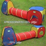 Детская длинная палатка 5015 Тоннель/ 2,90см.
