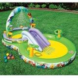 Надувной игровой центр Винни-Пух Disney 57451