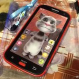 Интерактивный сенсорный 3D телефон Маша, Пеппа, Кот Том, Щенячий патруль