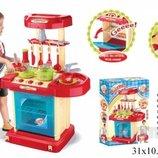 Игровой набор Кухня 008-58А на 12 предметов