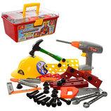 Набор инструментов 2058 Мастер на все руки чемоданчик с инструментами