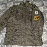 Оригинальная осенне-зимняя куртка George 122-128 и 140-146 см