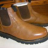 Осенние и зимние мужские ботинки