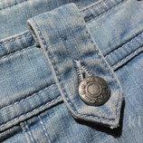 Brax Jeans. Небесно голубые прямые летние джинсы Размер 29 / 30
